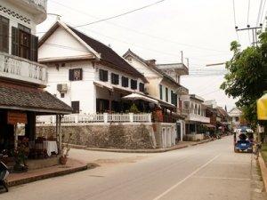 Huisjes op Lombok